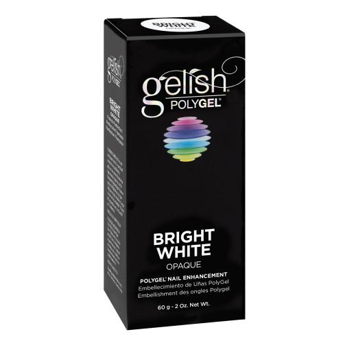 Gelish Polygel Bright White, 60g | 2 oz. - 1712003