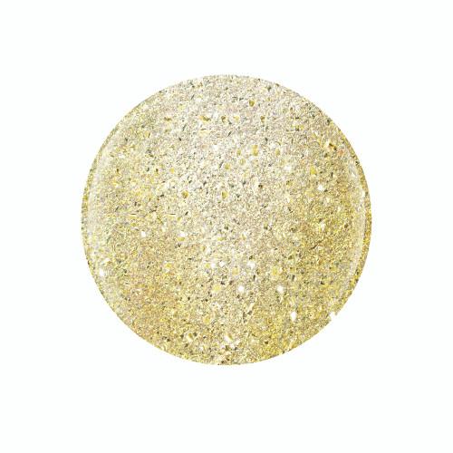 """Gelish Soak Off Gel Polish """"Ice Cold Gold"""" - 15 mL   .5 fl oz - 1110285"""