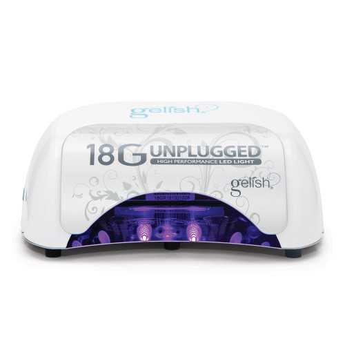 Gelish 18G Unplugged -  Professional Mobile LED Light with Intelligent Power Assist