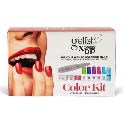 Gelish Xpress Dip Color Kit - 1632000