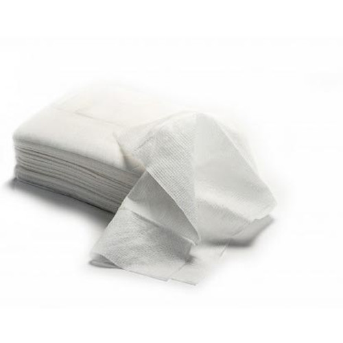 "Intrinsics 407200 - 72 ct. Gentle Cleansing Towel, 8.5"" x 6"", 100% Naturelle™ cotton"