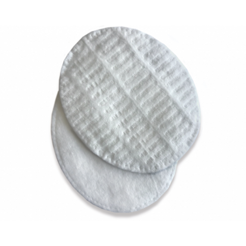 "Intrinsics 407406 - 50 ct. Large Cotton Ovals, 3"", 100% Naturelle™ cotton Oval"