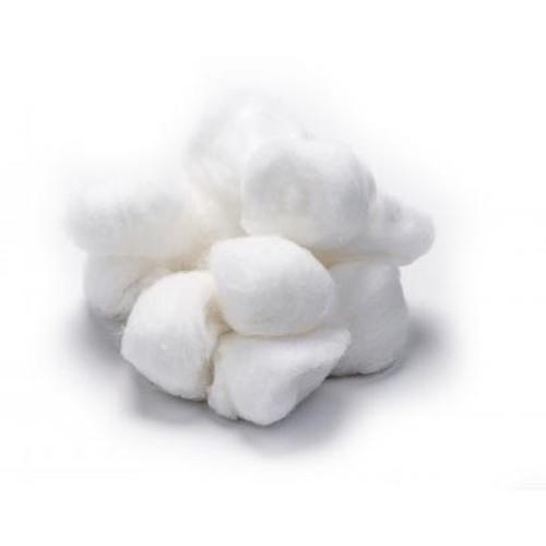 Intrinsics 186134 - 1500 ct. Bulk Cotton Balls, medium, med-sized, 100% Naturelle™ cotton