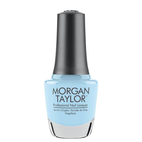 """Morgan Taylor """"Water Baby"""" Nail Lacquer, .5 Oz"""
