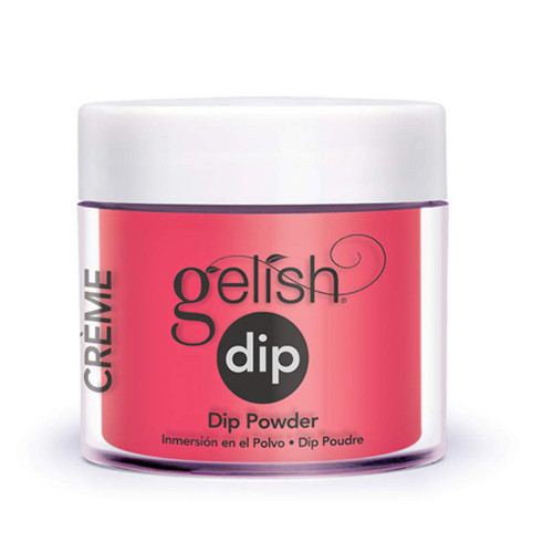 Gelish Professional Grade Salon Quality DIY Acrylic Dip Powder Starter Kit Set of 3 Colors with Free Nail File, Statement Collection - 9 PC.