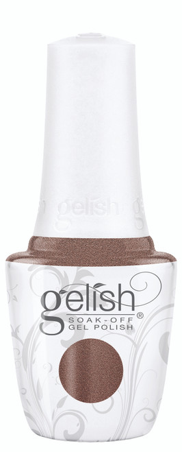 Gelish and Morgan Taylor Matching Shades Starter Kit with LED Light - Chocolate Shimmer