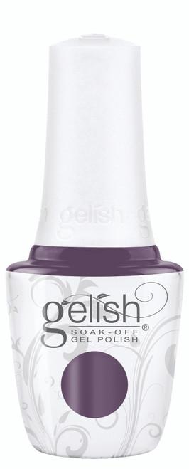 Gelish Professional Soak Off Gel Polish Starter Kit with Deep Purple Shimmer Color