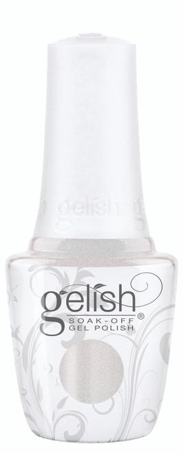 Gelish Professional Soak Off Gel Polish Starter Kit with Sheer White Shimmer Color