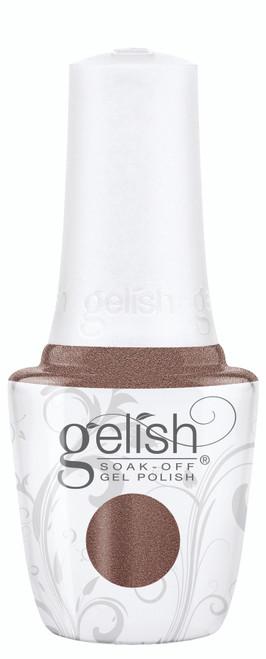 Gelish Professional Soak Off Gel Polish Starter Kit with Chocolate Shimmer Color
