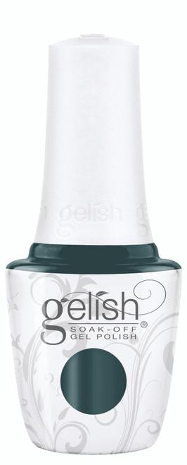 Gelish Professional Soak Off Gel Polish Starter Kit with Teal Creme Color