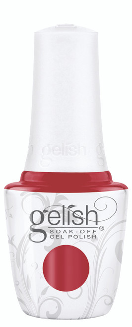 Gelish and Morgan Taylor Matching Shades Starter Kit with LED Light - Bright Red Creme