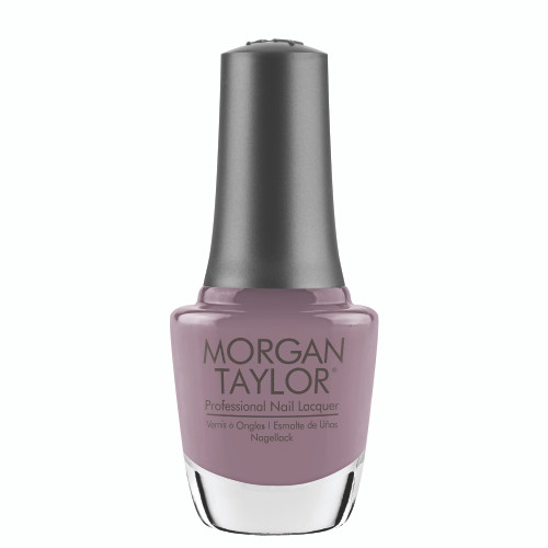 "Morgan Taylor ""It's A Wonderful Mauve"" - Purple Mauve, 15 mL 