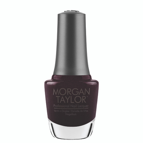 "Morgan Taylor ""Center Of Attention"" - Dark Red Shimmer, 15 mL 