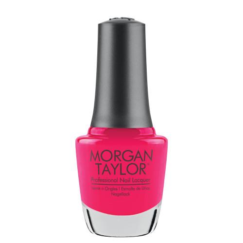 "Morgan Taylor ""Pop-Arazzi Pose"" Nail Lacquer, .5 Oz"