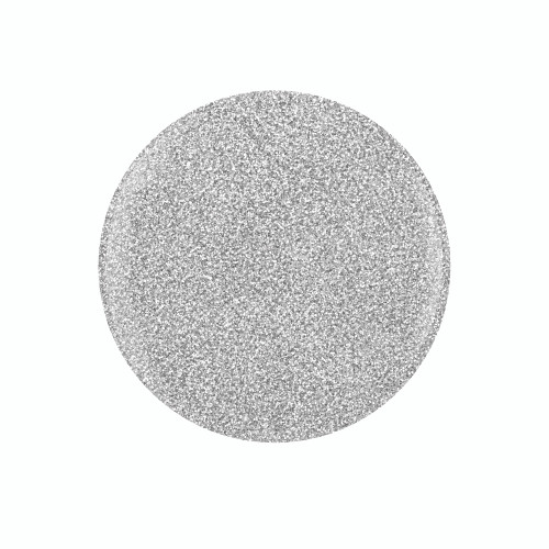 "Morgan Taylor ""Diamonds Are My BFF"" Silver Glitter - 15 mL | .5 fl. Oz."