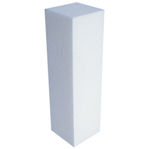 DL Pro 100 Grit White Buffing Block, Case Pack of 20