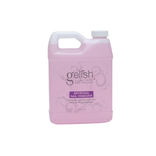Gelish 32 fl. oz. Artificial Nail Remover, Case Pack of 4