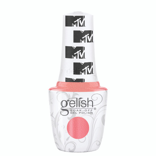"""Gelish """"Show Up & Glow Up"""" Trio - Light Pink Shimmer - includes gel polish, lacquer, and dip!"""