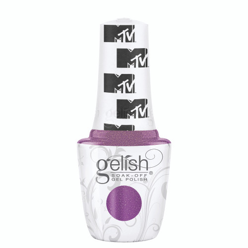 """Gelish """"Ultimate Mixtape"""" Trio - Purple Shimmer - includes gel polish, lacquer, and dip!"""