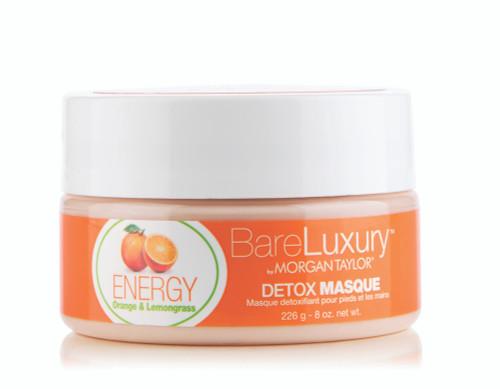 BareLuxury Energy Orange & Lemongrass Masque (8 oz. | 226 g.) - Case Pack of 24