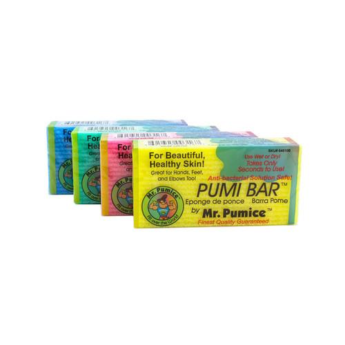 Mr. Pumice Pumi Bar - 24 pc Display - Asstd