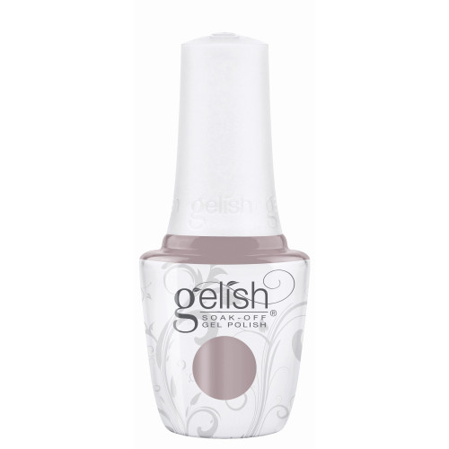 """Gelish """"Keep 'Em Guessing"""" 3 pc. Trio - Soak Off Gel Polish, Lacquer, and Dip - Taupe Creme"""