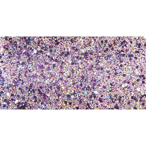 "Artistic Nail Design ""Betrayal -PURPLE Glitter"" - Colour Revolution Hybrid Nail Lacquer, 15 mL | .5 fl oz"