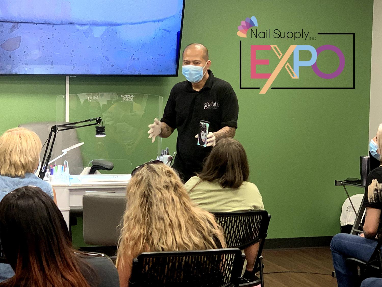 Nail Supply Inc. Expo! Video Classes