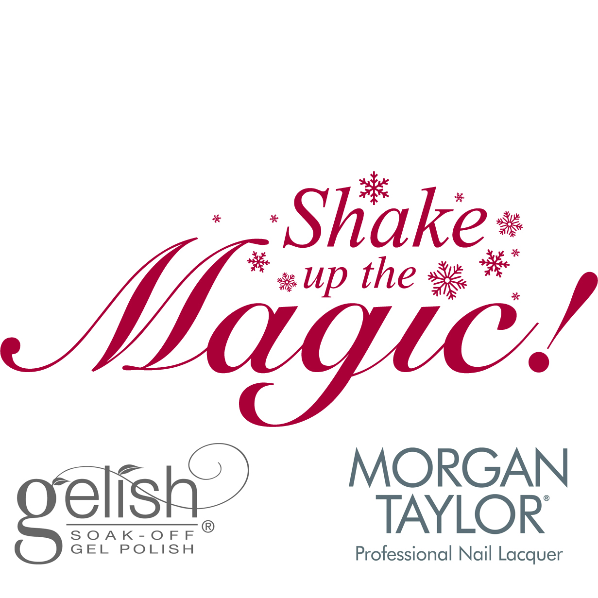 Shake Up The Magic! Holiday Collection