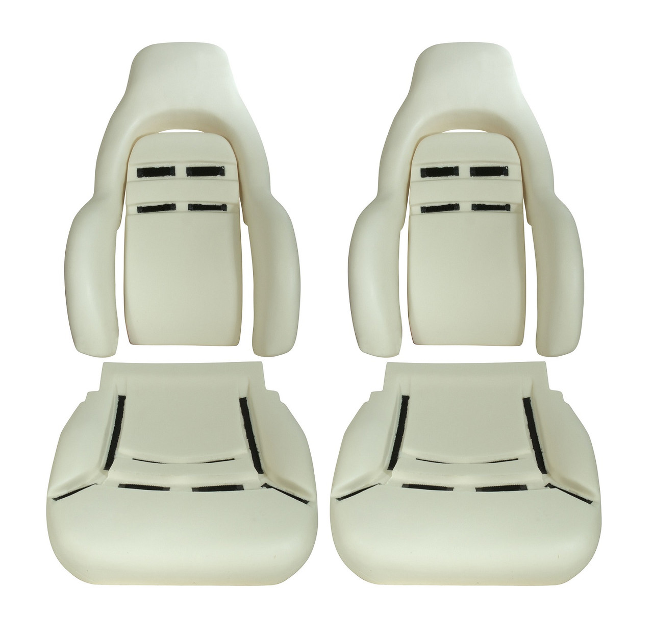1997 - 2004 Corvette C5 SPORT Seat Foam Set (6 Piece)