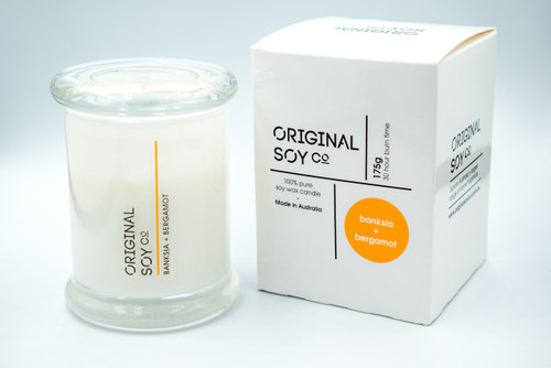 175g original soy candle