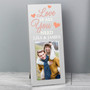 Personalised 'Love is All You Need' Photo Frame