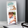 Personalised Daddy Bear Photo Frame