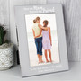 Personalised First My Mum Silver Photo Frame