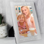 Personalised & Me Silver Photo Frame