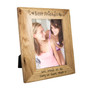 Personalised Best Friends 7x5 Photo Frame