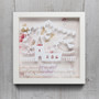 Personalised Christening Day Frame