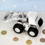 Personalised Money Box - Tractor