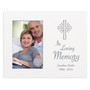 Personalised Light Up Memorial Photo Frame
