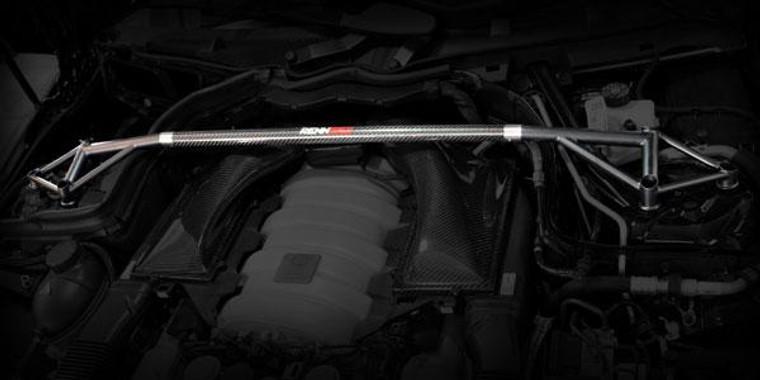 RENNtech | Carbon Fiber | Front Strut Brace | W204 - C-Class