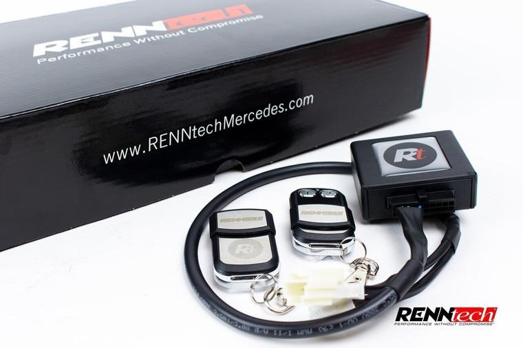 RENNtech EVM   Exhaust Valve Module   205 - C-Class MY15-18