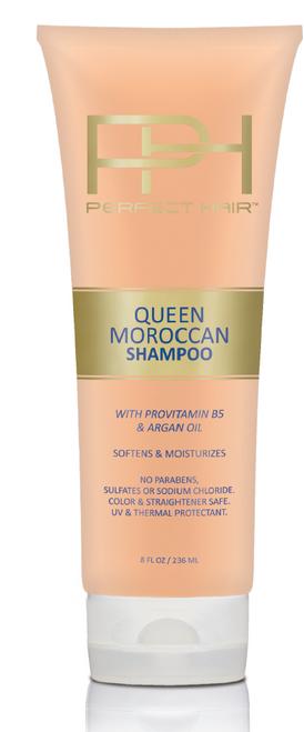 Queen Moroccan Shampoo with Argan Oil, 8 OZ - ProVitamin B5 …