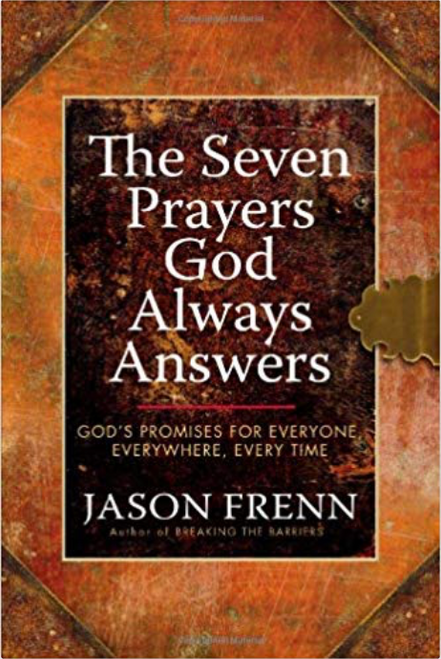 """The author asks readers: What prayer do you want answered? If you could sit down with God over a cup of coffee, how would you respond if He asked you, """"What do you want me to do for you?"""" What would you ask? The author believes these questions could usher in the greatest breakthrough of the reader's life. He believes that God desires to answer prayer. Yes, everyone's. THE SEVEN PRAYERS GOD ALWAYS ANSWERS offers biblical insights into the power of prayer. It is designed to help readers pray and see the results that they pray for.   This book gives insight into the prayers that God always answers. It will help readers to understand God's heart so that they can pray in accordance with His will. There are many topics of prayer that this book discusses including; praise, thanksgiving, confession, intercession, and petition. Jason Frenn says, """"My desire is that this book completely transforms your life!"""""""
