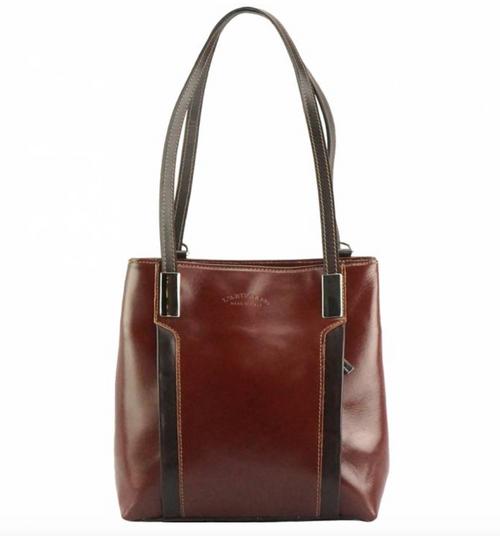 Leather Shoulder Bag/Back Pack