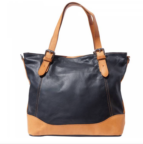 Full Size Leather Tote