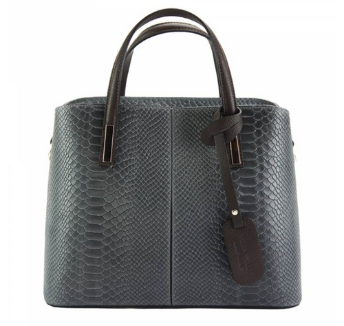 Embossed Handbag