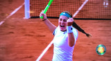 19-Year-Old Ostapenko Surges to French Open Semi-Finals with 2017 Player's Bracelet