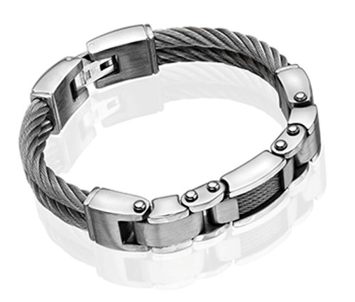 C2 - PURE Stainless Cable Cuff