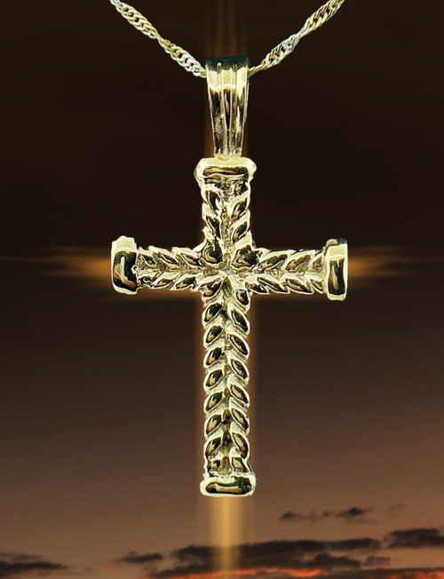 JS Crux Immissa of 14k Gold - FLASH SALE!