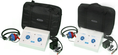 Ambco 650 manual Audiometer